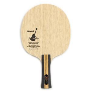 ニッタク(Nittaku) 【オンライン特価】卓球ラケット アコースティックFL NE-6760  (Men's、Lady's、Jr)