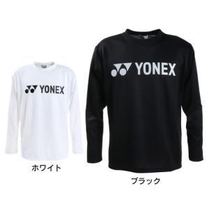 ヨネックス(YONEX) Tシャツ メンズ 長袖 ロングスリーブTシャツ 16158-007  (メ...