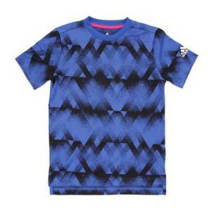 アディダス(adidas) YB エックス ロングTシャツ MGT19-BJ8430 (Jr)