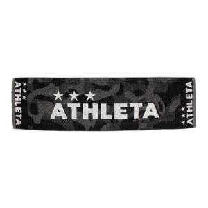 アスレタ(ATHLETA) スポーツタオル 5202 BLK (Men's、Lady's、Jr)