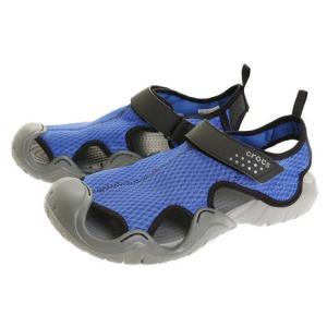 クロックス crocs  スウィフトウォーター サンダル 15041-4HC  Men& 039 s