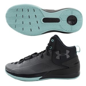 アンダーアーマー(UNDER ARMOUR) Rocket3 3000087 ANC/TTE/GPH BK バッシュ (Men's)