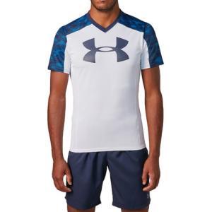 アンダーアーマー(UNDER ARMOUR) ラグビープラクティスTシャツ #1312828 WHT...