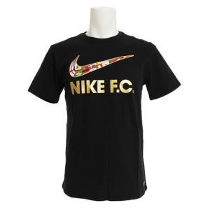 ナイキ(nike) F.C スウッシュフラグ Tシャツ 911401-010SU18 (Men's)|supersportsxebio