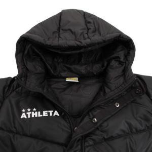 アスレタ(ATHLETA) ジュニア ベンチコート 4123J BLKXBLK (Jr)|supersportsxebio|03