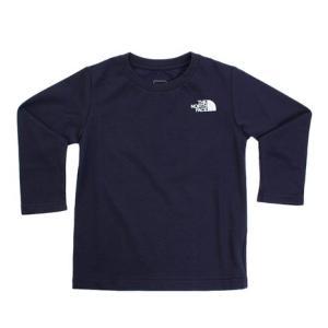 ノースフェイス(THE NORTH FACE) ロングスリーブ SQUARE ロゴ Tシャツ NTJ...