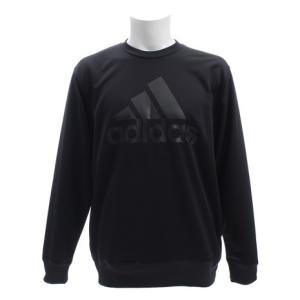 アディダス(adidas) ESSENTIALS ライトスウェット クルーネック FAO89-DN1...