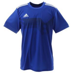 アディダス(adidas) CAMPEON 19 トレーニングジャージ FSO22-DP6810 【サッカー スポーツ ウェア メンズ プラクティスシャツ Tシャツ 半袖】 (メンズ)|SuperSportsXEBIO PayPayモール店