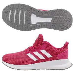 アディダス(adidas) スポーツシューズ FALCONRUN F36219 ランニングシューズ ...