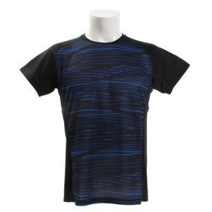 ●吸汗速乾素材を使用したTシャツ。両袖のグラフィックがポイント。【2019年春夏モデル】【2019s...
