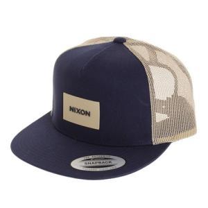 ニクソン(NIXON) チームトラッカー キャップ NC21673184-00 (Men's)