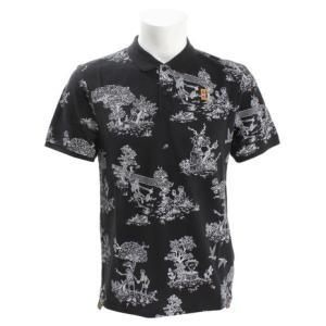 NIKE(ナイキ) / ウェア / ナイキ(NIKE) ヘリテージ TOILE ポロシャツ AQ7730-010SU19(Men's)の商品画像|ナビ