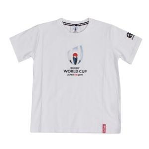 カンタベリー(canterbury) ラグビーワールドカップ2019(TM)日本大会 ジュニア 半袖Tシャツ VWD39402K 10
