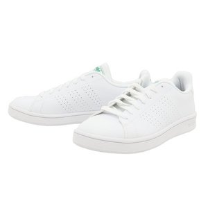アディダス(adidas) スニーカー メンズ ADVANCOURT BASE EE7690 白 ホワイト オンライン価格 (メンズ、レディース、キッズ)|SuperSportsXEBIO PayPayモール店