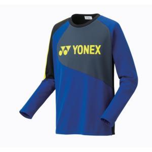 ヨネックス(YONEX) ライトトレーナー スウェット 31034-472 【テニスウェア メンズ ...