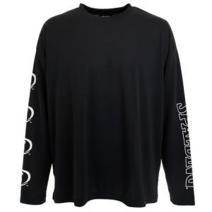 スポルディング(SPALDING) Tシャツ メンズ 長袖 ショルダーロゴ SMT191440 【バ...