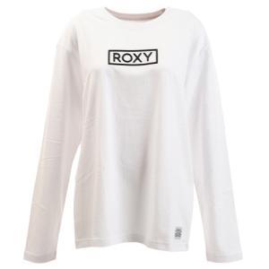 ロキシー(ROXY) Tシャツ レディース 長袖 CLOUDS 19FWRLT194038WHT2 オンライン価格 (レディース)|SuperSportsXEBIO PayPayモール店
