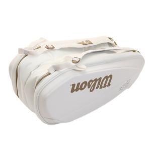 ウイルソン(WILLSON) ラケットバッグ フェデラーDNA 12PACK WR800440100...