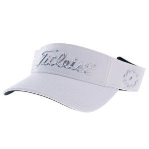 タイトリスト(TITLEIST) ゴルフウェア メンズ ボーケイ サンバイザー HW9VVW-WT ...