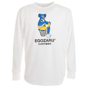 エゴザル(EGOZARU) Tシャツ メンズ 長袖 ロン ロング EZCLT-1903-025 【バ...