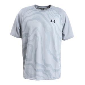 アンダーアーマー(UNDER ARMOUR) Tシャツ メンズ テック2.0 モーフ 半袖Tシャツ ...