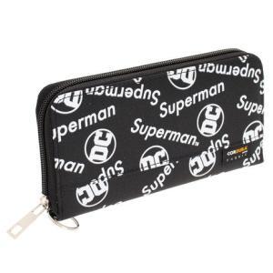 ディーシー(DC) イーカム スーパーマン長財布 WN-WLT06 BK (メンズ) SuperSportsXEBIO PayPayモール店