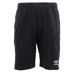 アンブロ(UMBRO)  スウェットパンツ UAS3701P BLK オンライン価格 ショートパンツ ハーフパンツ 短パン (メンズ)|SuperSportsXEBIO PayPayモール店