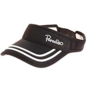 パラディーゾ(PARADISO) サンバイザー CPCS07BK (Lady's)