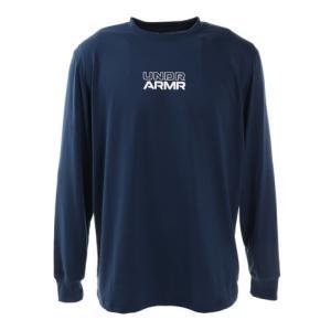 アンダーアーマー(UNDER ARMOUR) Tシャツ メンズ 長袖 ロングショット ロングスリーブ...