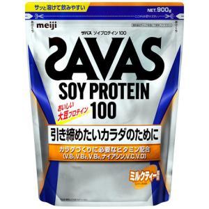 ザバス(SAVAS) ソイプロテイン100 ウェイトダウン ミルクティー風味 大豆 減量 CZ7475 945g 約45食入 (メンズ、レディース)|SuperSportsXEBIO PayPayモール店