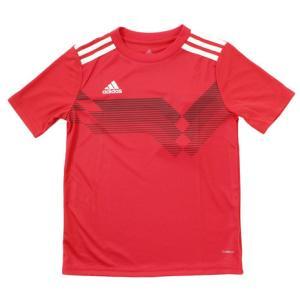 アディダス(adidas) KIDS 19 トレーニングジャージー FRX79-DP3693 【サッカー スポーツ ウェア ジュニア プラクティスシャツ Tシャツ 半袖】 (キッズ)|SuperSportsXEBIO PayPayモール店