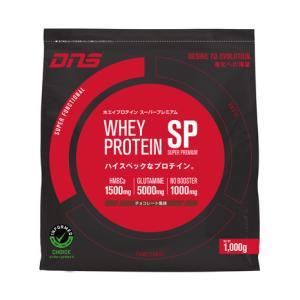 ディーエヌエス(DNS) ホエイプロテイン SP スーパープレミアム チョコレート風味 1000g IC20A (メンズ、レディース)|SuperSportsXEBIO PayPayモール店