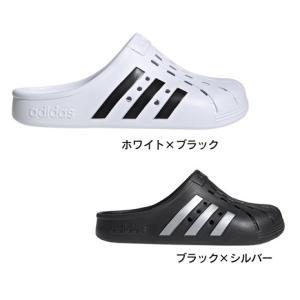アディダス(adidas) シャワーサンダル アディレッタ クロッグ FY8970 (メンズ)