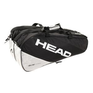 ヘッド(HEAD) Elite 9R Supercombi テニスバッグ 283540 ELITE 9R BW (メンズ、レディース)|SuperSportsXEBIO PayPayモール店