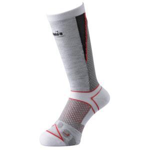 ディアドラ(diadora) テクノロジーソックス DTS0782-90 【 メンズ ソックス 靴下 テニス バドミントン 】 (メンズ)|SuperSportsXEBIO PayPayモール店