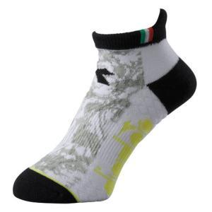 ディアドラ(diadora) ベリーショートソックス DTS0788-90 【 メンズ ソックス 靴下 テニス バドミントン 】 (メンズ)|SuperSportsXEBIO PayPayモール店