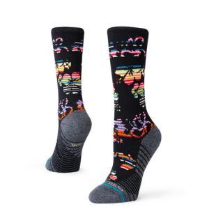 スタンス(STANCE) ランニングソックス CATALINA CREW 靴下 (メンズ、レディース)|SuperSportsXEBIO PayPayモール店