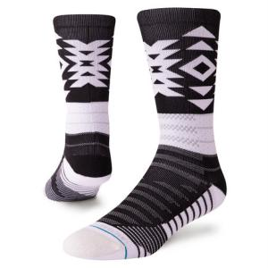 スタンス(STANCE) ランニングソックス DISTANCES CREW 靴下 (メンズ、レディース) SuperSportsXEBIO PayPayモール店