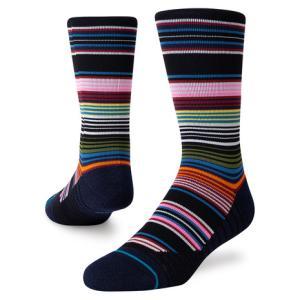 スタンス(STANCE) ランニングソックス REFRESH CREW 靴下 (メンズ、レディース)|SuperSportsXEBIO PayPayモール店