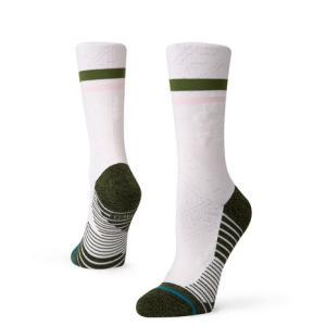 スタンス(STANCE) ランニングソックス SKULLDANA CREW 靴下 (メンズ、レディース) SuperSportsXEBIO PayPayモール店