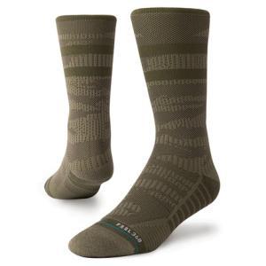 スタンス(STANCE) ランニングソックス TRAINING UNCOMMON SOLIDS CREWO 靴下 (メンズ、レディース)|SuperSportsXEBIO PayPayモール店