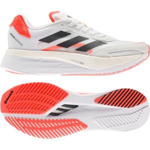 アディダス(adidas) ランニングシューズ ジョギングシューズ アディゼロ ボストン 10 M ...