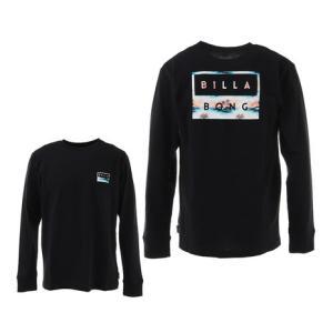 ビラボン(BILLABONG) DECAL CUT 長袖Tシャツ BB012055 BLK (メンズ) SuperSportsXEBIO PayPayモール店
