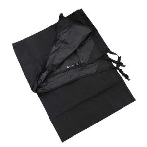 ●「タニLS 1P」用のフットプリント(グランドシート)。テントの下に敷くことでフロア部を岩や突起物...