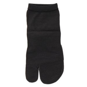 インナー・ファクト スキンソックス 足袋型 ショート丈 ブラック S-T-SB-S (Men's)