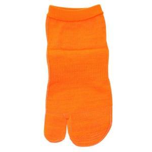 インナー・ファクト スキンソックス 足袋型 ショート丈 オレンジ S-T-SDO-S (Men's)