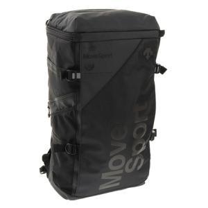 デサント(DESCENTE) リュック スクエアバッグL 40L バックパック ブラック DMAPJA05 BK (メンズ、レディース)|SuperSportsXEBIO PayPayモール店