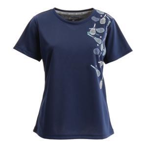 ウィッテム(HUITIEME) テニス ドライプラス グラフィック アイコンTシャツ HU20FLS...