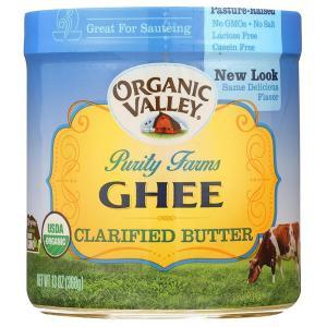 ピュリティパーム オーガニックギーバター 368g【Purity Farms】GHEE, Organic Clarified Butter 13 oz|supla