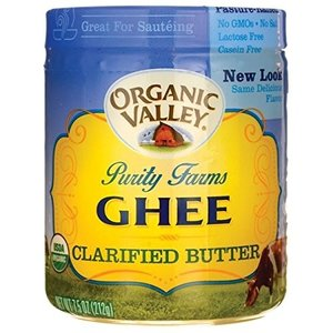 ピュリティパーム オーガニックギーバター 212g【Purity Farms】GHEE, Organic Clarified Butter 7.5 oz|supla